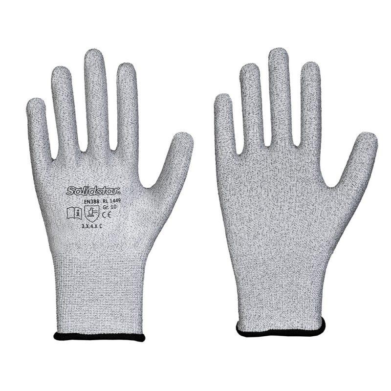 Schnittschutzlevel C Handschuh