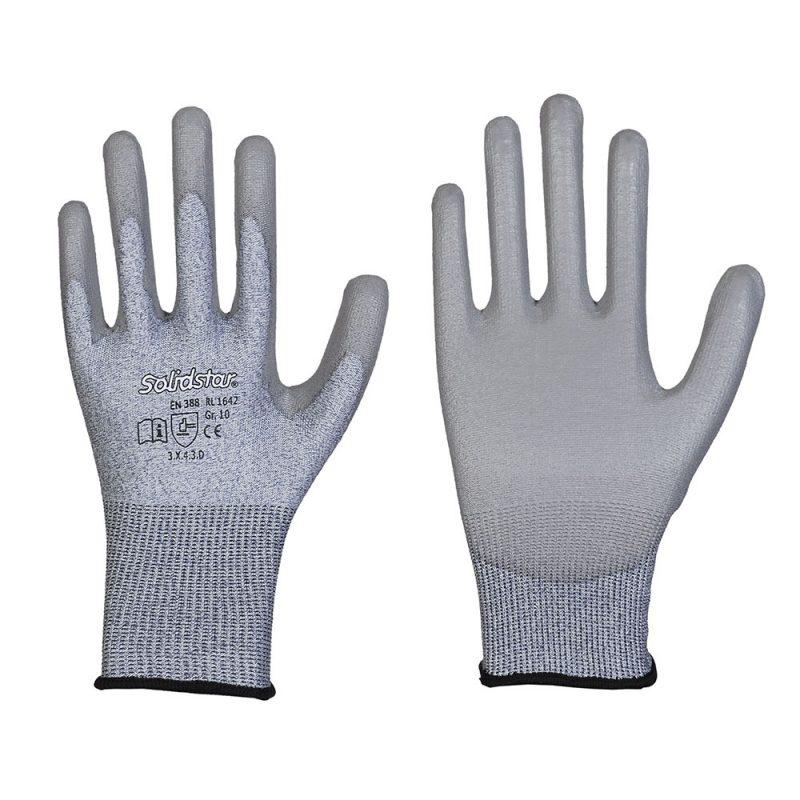 Schnittschutzlevel D Handschuh