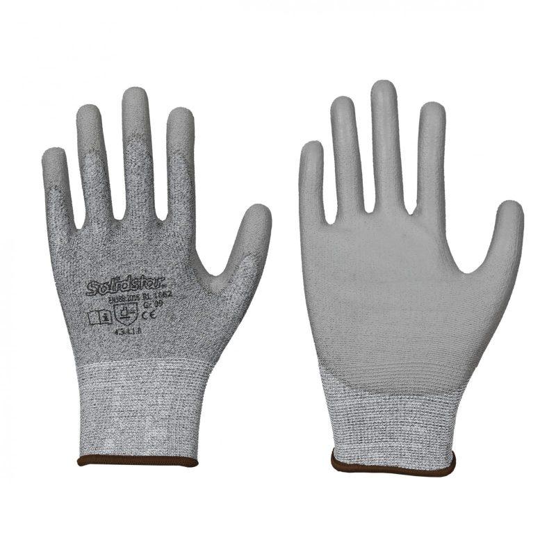 Schnittschutzlevel B Handschuh