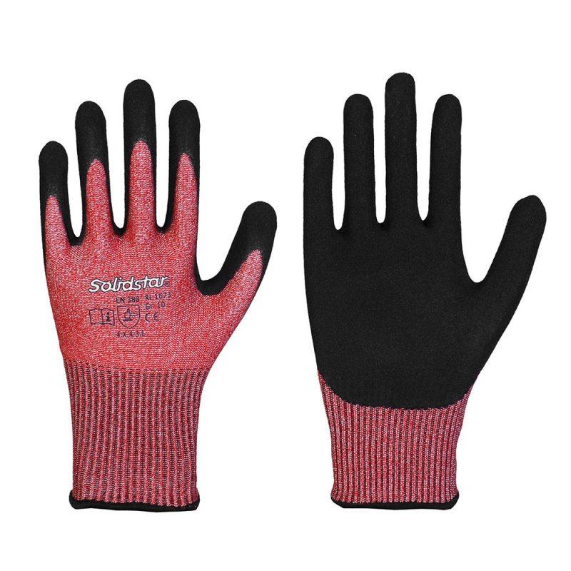 Schnittschutzlevel E Handschuh