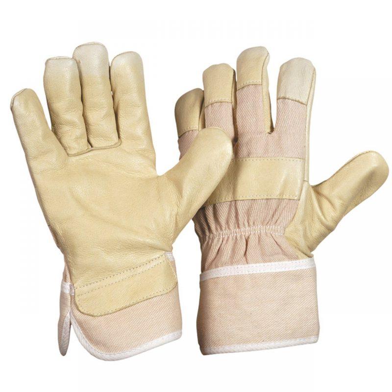 Jumbo PAWA Rindspaltleder Handschuh