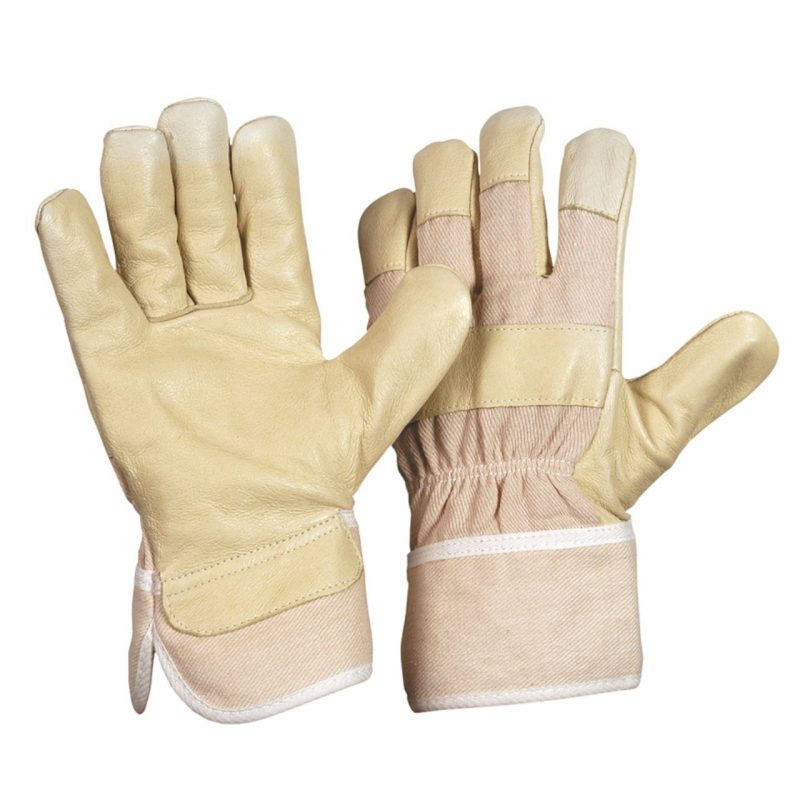 88 PAWA Schweinsnarbenleder Handschuhe