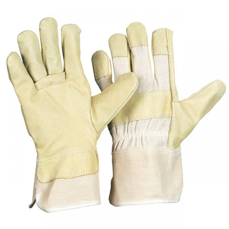 418 PAWA Schweinsnarbenleder Handschuh