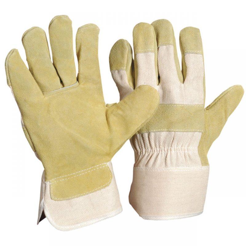 Jumbo CBWA Rindspaltleder Handschuh