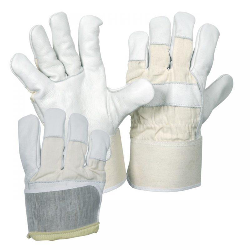 TOP Rindnarbenleder Handschuh mit Kevlar