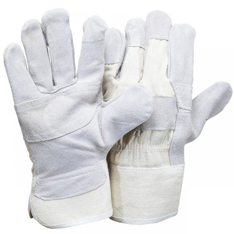 Rindspaltleder Handschuh AMI IHV