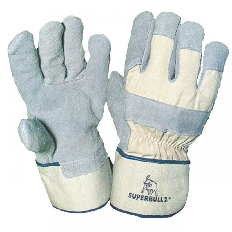 Spaltlederhandschuhe