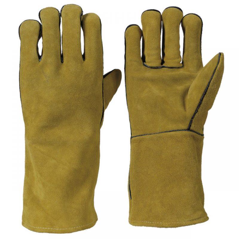 Top Rindkernspaltleder Handschuh