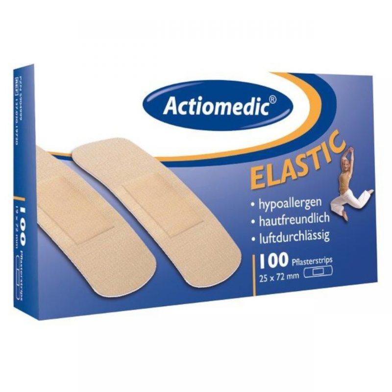 Actiomedic Elastic Pflasterstrips