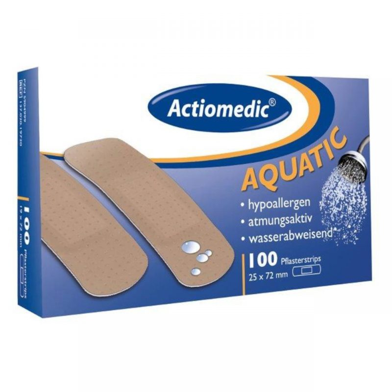 Actiomedic Aquatic Pflasterstrips