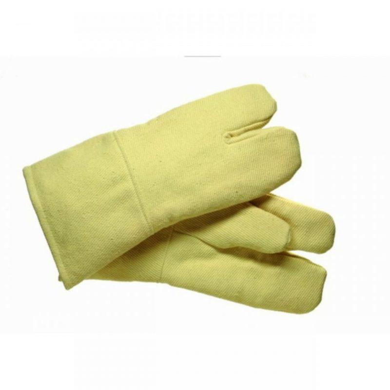 Kevlar Paraaramid 3 Finger Handschuh 30cm