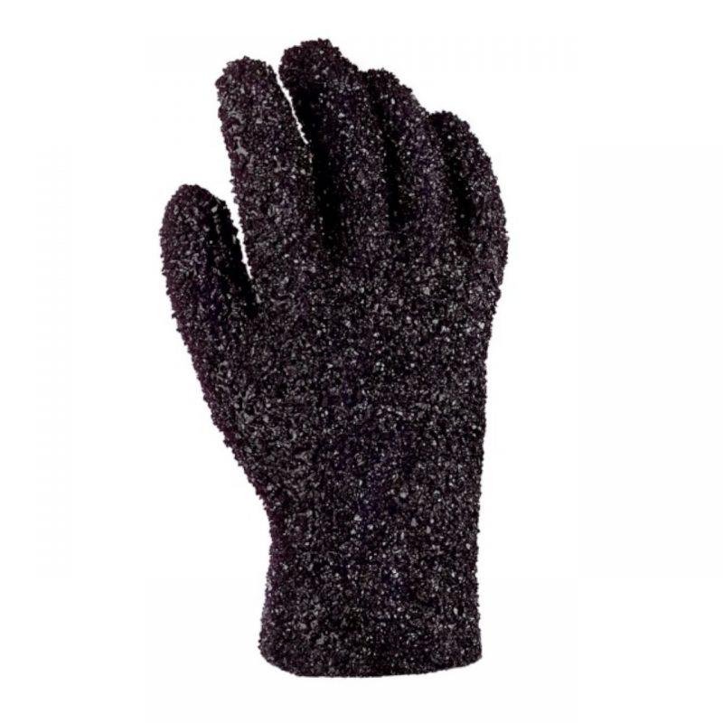 PVC Handschuhe granuliert