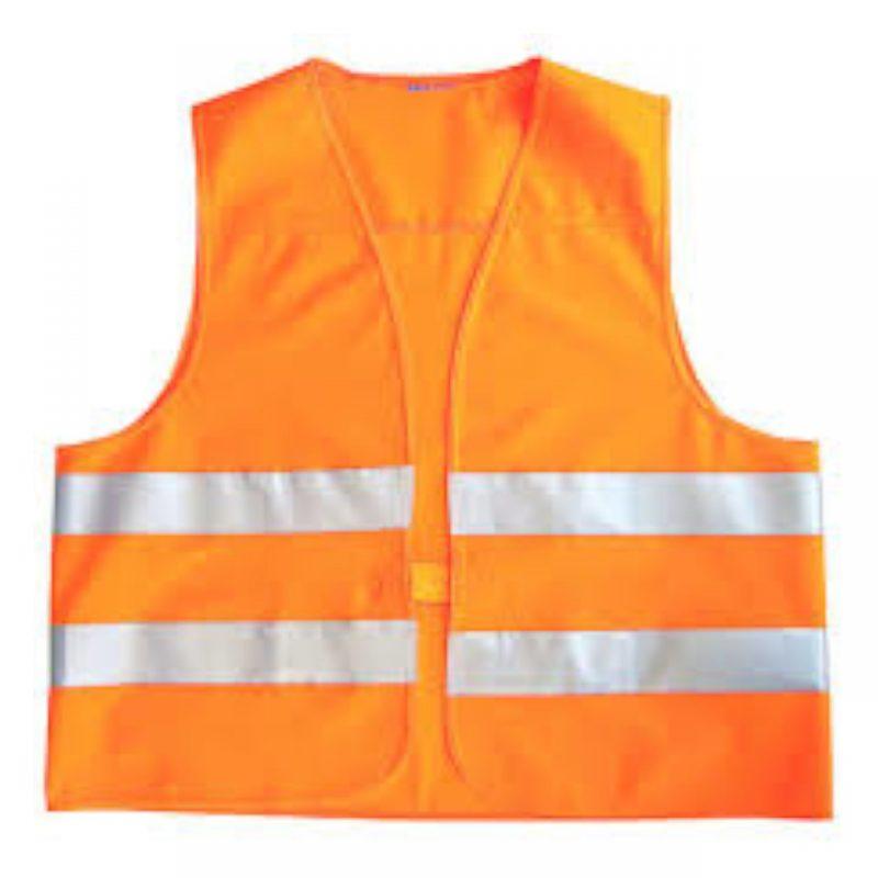 Warnweste DIN EN 471 orange