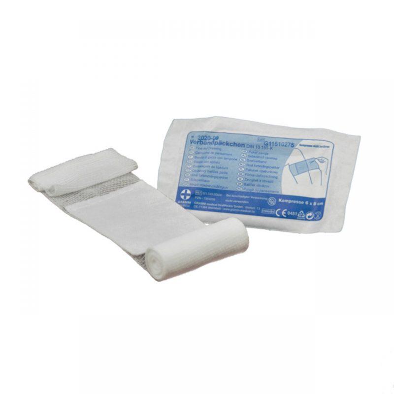 Verbandpäckchen DIN 13151-K