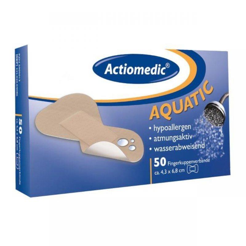 Actiomedic Aquatic Fingerkuppenverbände