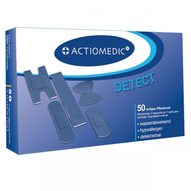 Actiomedic detect Pflasterset