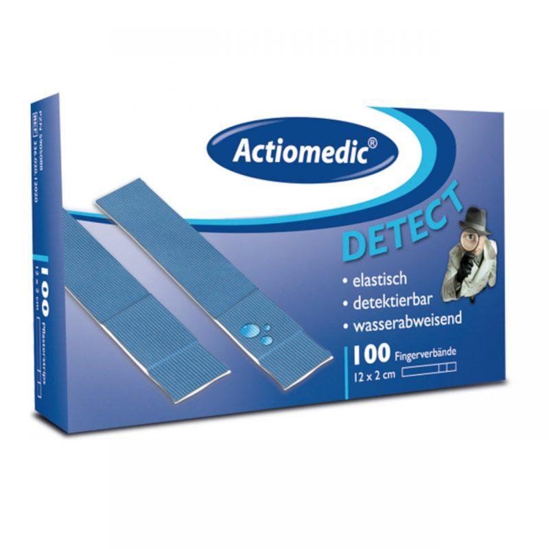 Actiomedic DETECT Fingerverbände wasserabweisend
