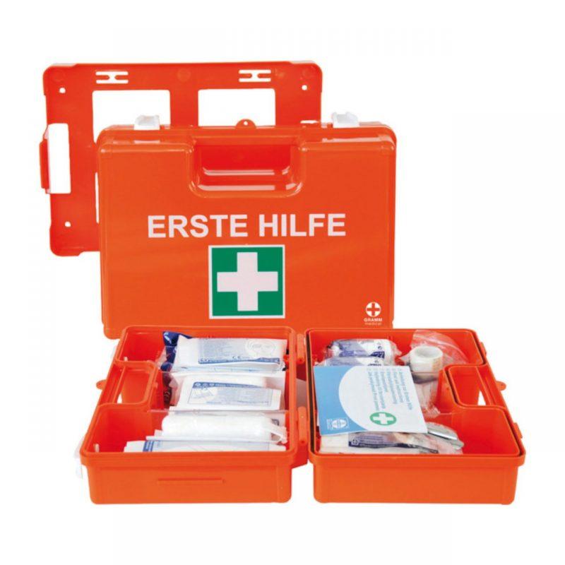Erste Hilfe Koffer Domino Detect