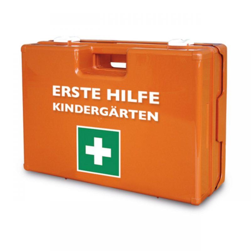 Verbandkoffer Kindergärten
