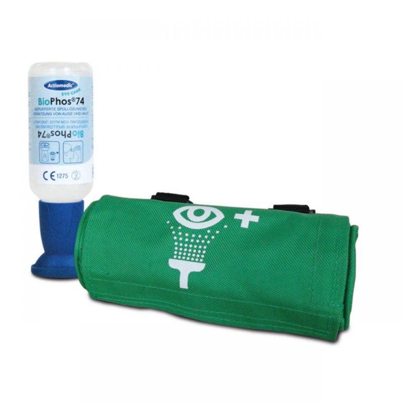 Gürteltasche für Augenspülflasche