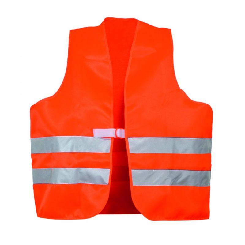Warnschutzwesten orange