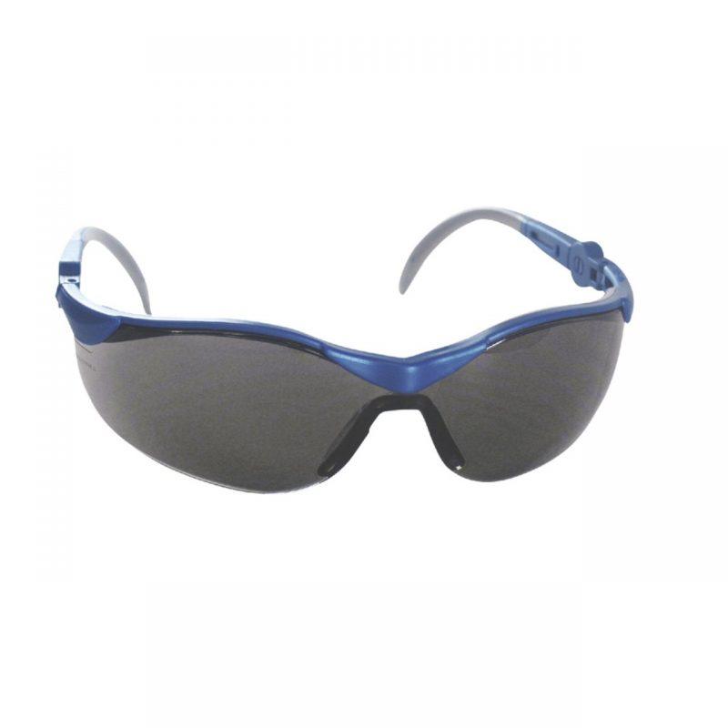 Panoramabrille blau grau