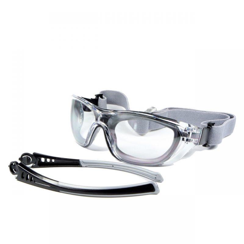 Dualfunktions Schutzbrille