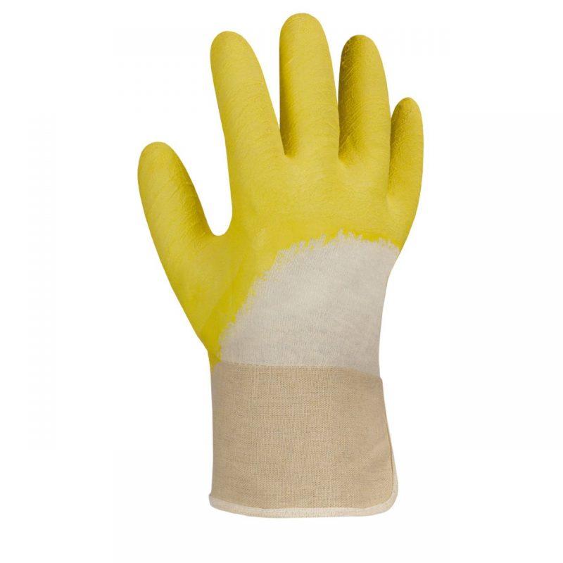 Latex Handschuh Stulpe