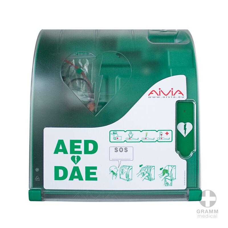 Defibrillator Schutzschrank