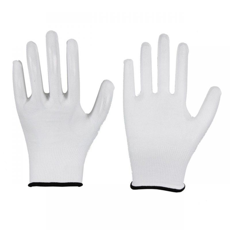 Nylon Feinstrick Handschuh ohne Beschichtung
