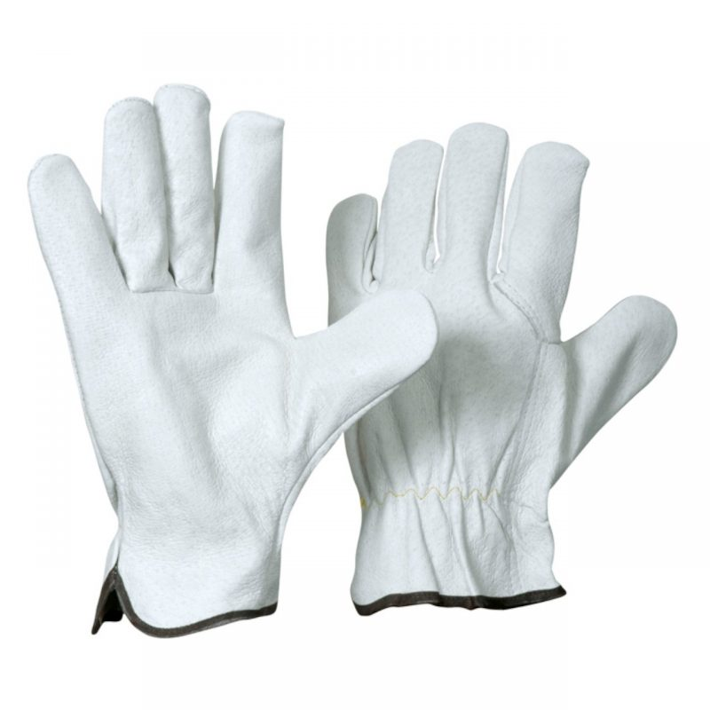 Fahrer Handschuhe aus Rindnappaleder