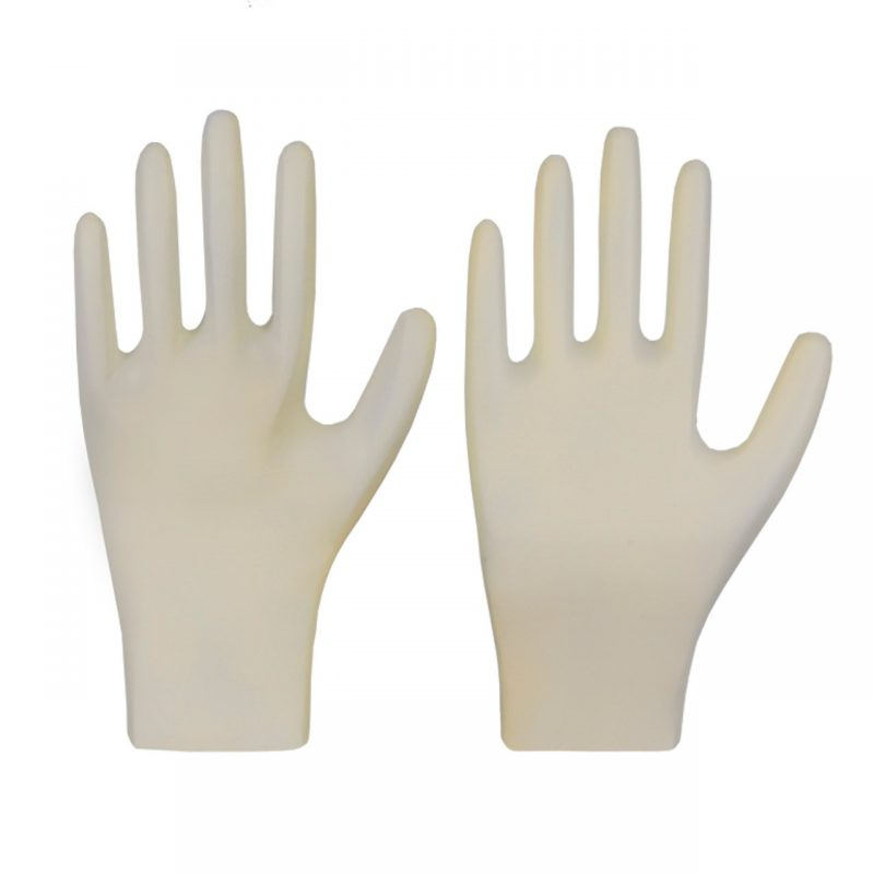 Latex Einmalhandschuh Comfort Plus