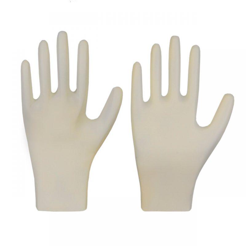 Latex Einmalhandschuh Comfort Plus