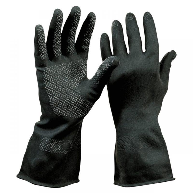 Neopren Chemikalienschutz Handschuh