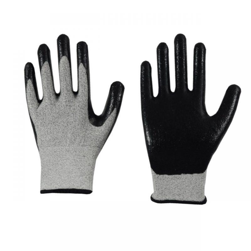 Schnittschutz Handschuh Nitril Schaum