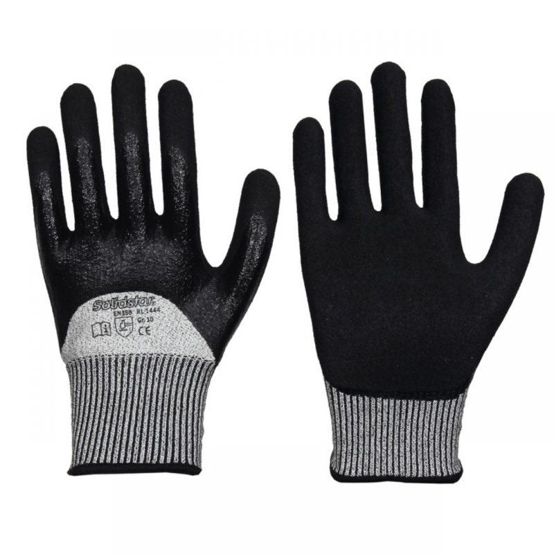 Schnittschutz Handschuh Nitril Duo