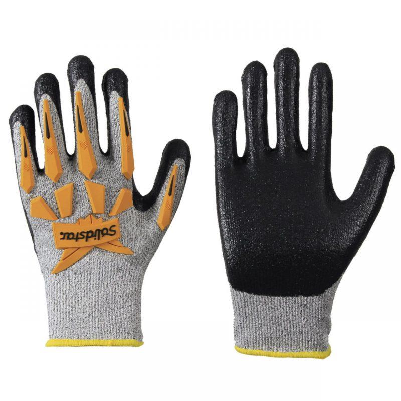Protektoren Schnittschutzlevel C Handschuh