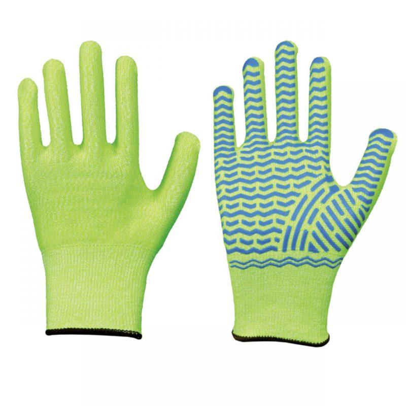 Schnittschutz Handschuh Neon Grip