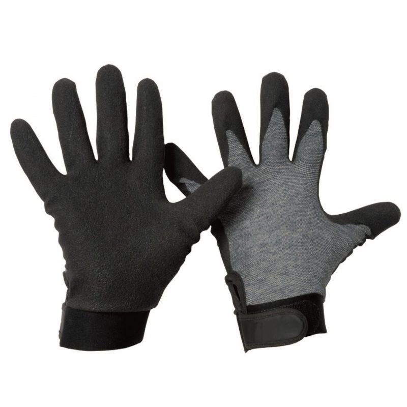Baumwoll Feinstrick Handschuh mit HPT Beschichtung