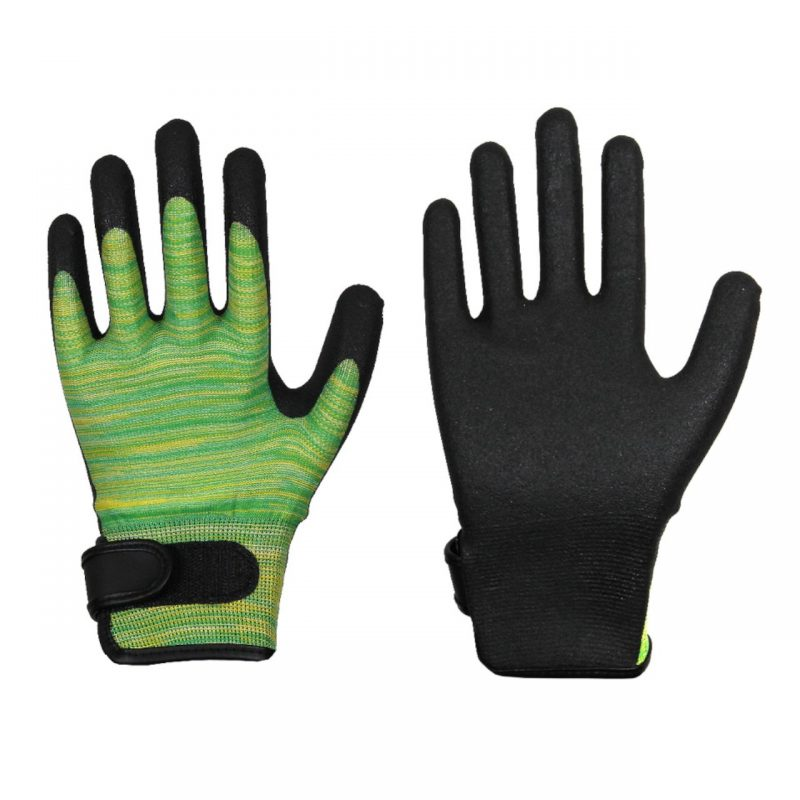 Feinstrick Handschuh mit HPT