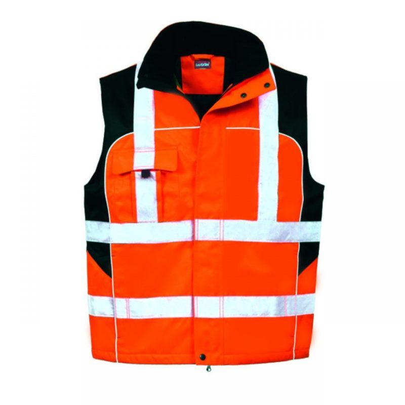 Warnschutzweste orange EN 20471