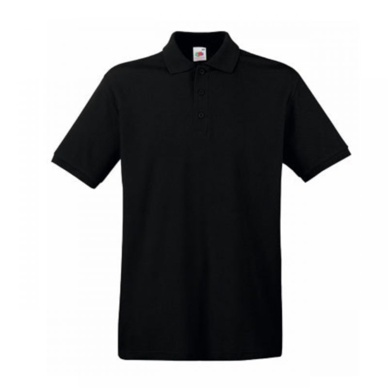 Workwear Polo Shirt black