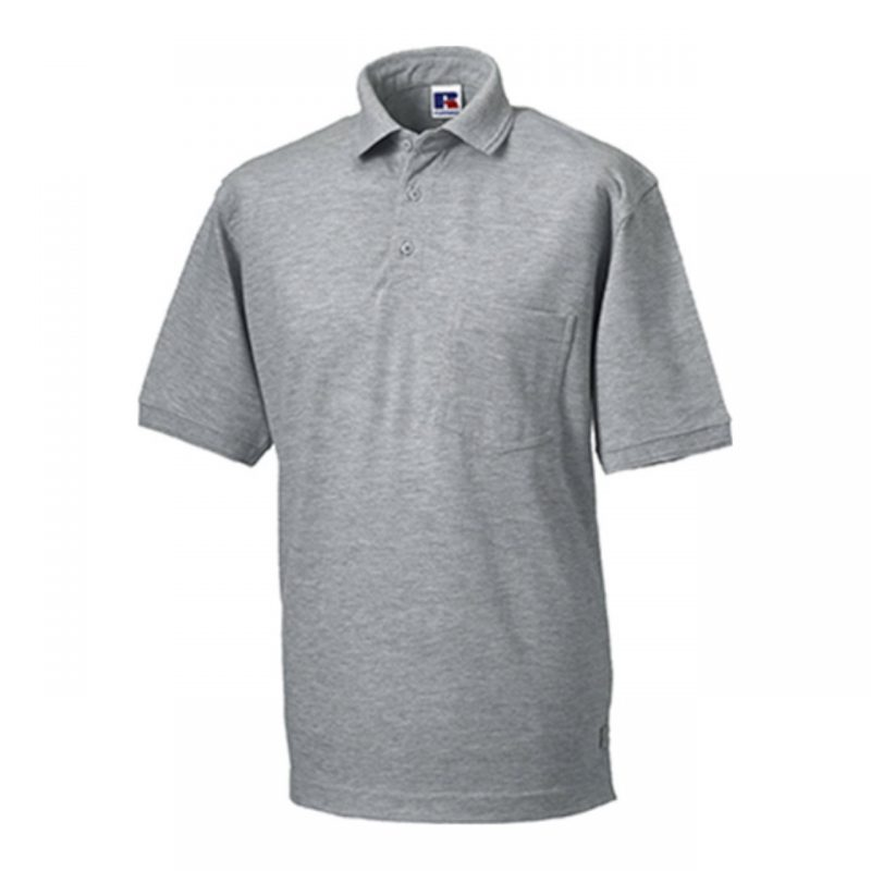 Workwear Polo Shirt grau