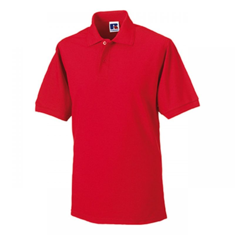 Workwear Polo Shirt rot