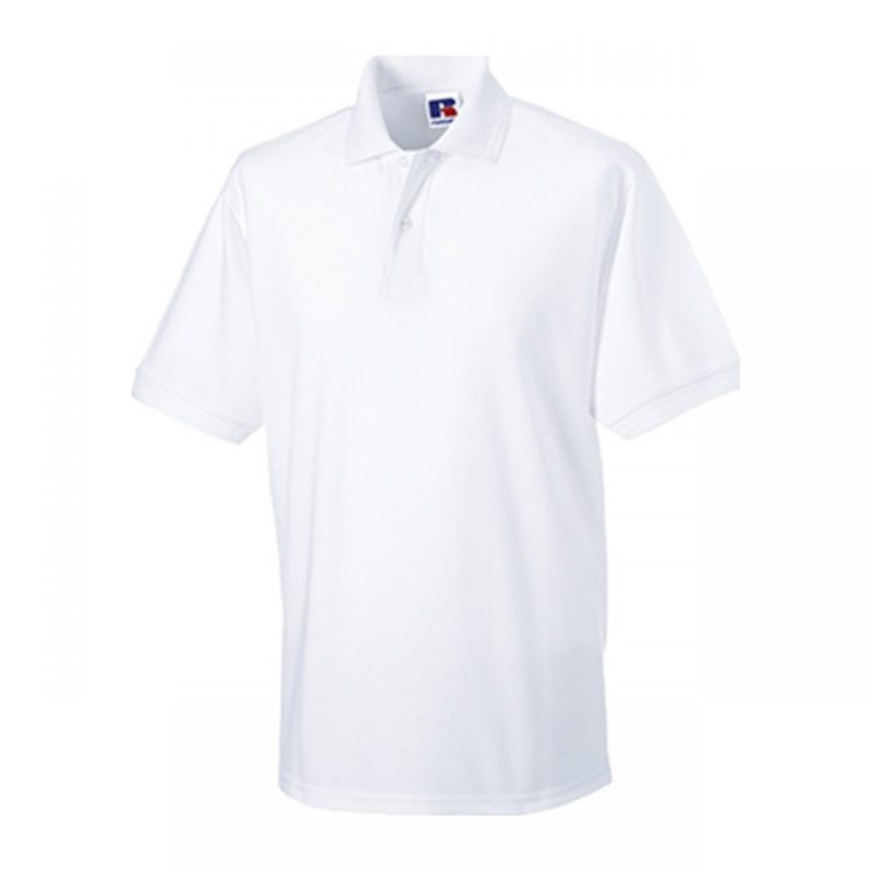 Workwear Polo Shirt weiß