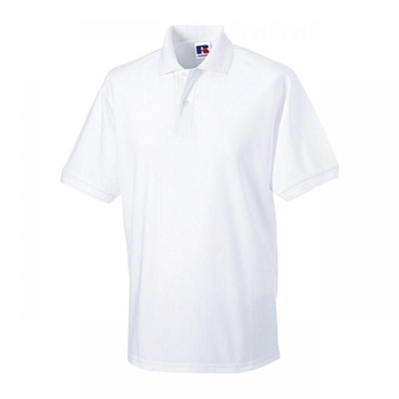 Workwear Polo Shirt weiß