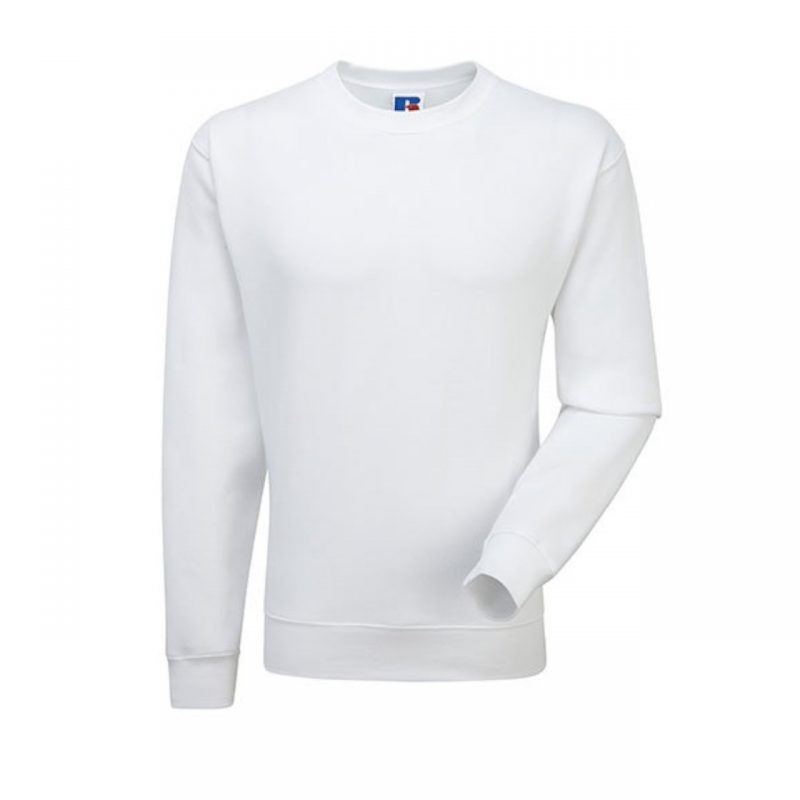 Workwear Sweat Shirt weiß