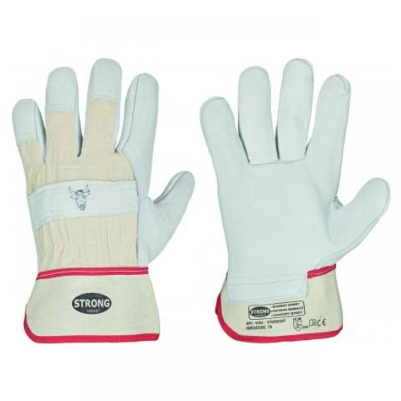 Stierkopf Stronghand Handschuh