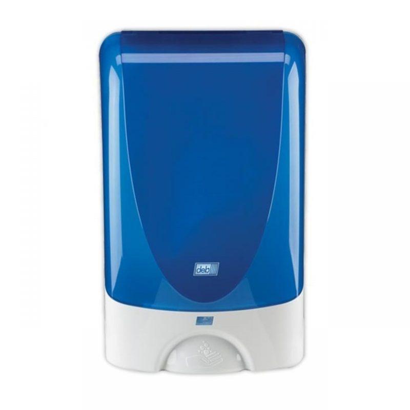 Deb TF2 Spender Transparant Blue