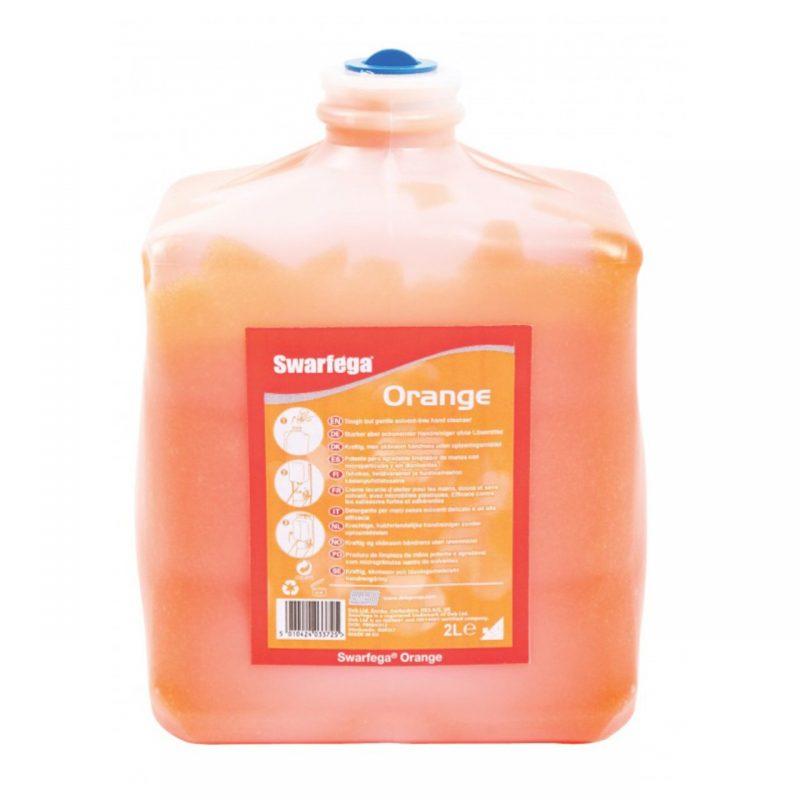 Deb SWARFEGA Orange WASH 2l